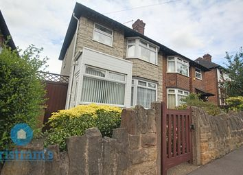 3 bed semi-detached house for sale in Salcombe Road, Nottingham NG5