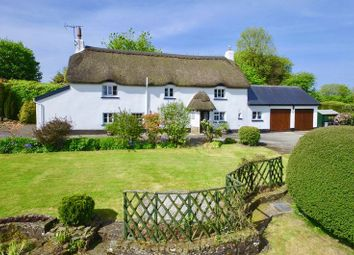 Thumbnail 3 bed detached house for sale in Roborough, Winkleigh, Devon.