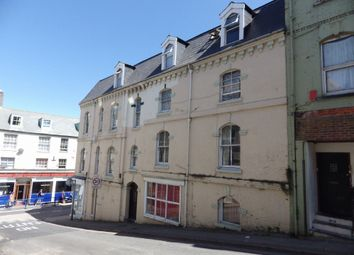 Thumbnail 2 bedroom flat to rent in The Lanes, High Street, Ilfracombe