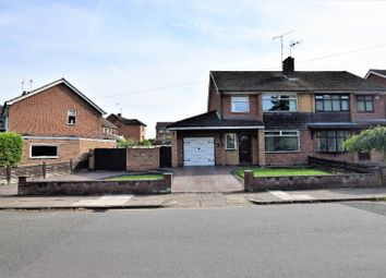 Thumbnail 3 bedroom semi-detached house for sale in Tilewood Avenue, Eastern Green, Coventry