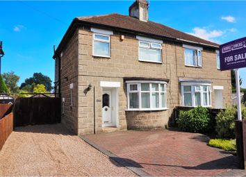 Thumbnail 3 bed semi-detached house for sale in Matthew Street, Derby
