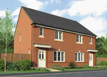 "Thumbnail 3 bed semi-detached house for sale in ""The Hurston"" at Park Road South, Middlesbrough"