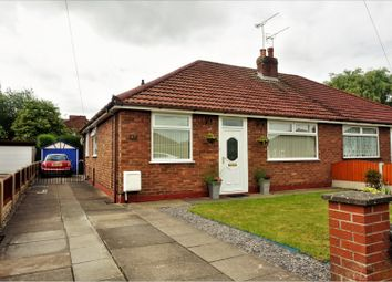 Thumbnail 2 bed semi-detached bungalow for sale in Kipling Way, Crewe