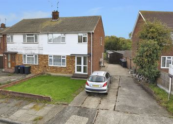 Thumbnail 3 bed semi-detached house for sale in Nursery Close, Whitstable, Kent