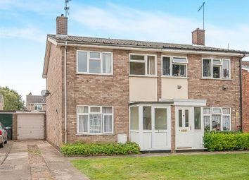 Thumbnail 2 bedroom semi-detached house for sale in Moulton Grove, Ravensthorpe, Peterborough