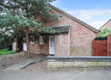 Thumbnail 1 bed semi-detached house for sale in Campion Road, Thetford