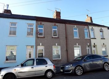 Thumbnail 3 bed terraced house for sale in Chester Street, Cardiff
