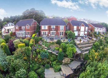 Thumbnail 5 bedroom detached house for sale in The Ferns, Northcliffe Drive, Penarth