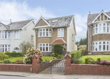 Thumbnail 5 bed detached house for sale in Sunnybank Road, Griffithstown, Pontypool