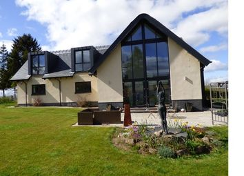 Thumbnail 5 bed detached house for sale in Eassie, Dundee