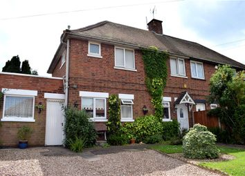 Thumbnail 3 bedroom semi-detached house for sale in Mill Lane, Earl Shilton, Leicester, Leicestershire