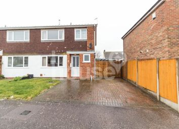 Thumbnail 3 bed semi-detached house for sale in Raleigh Way, Minster On Sea, Sheerness