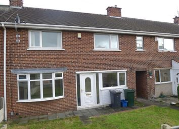Thumbnail 3 bedroom terraced house to rent in Neville Road, Rotherham