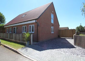 Thumbnail 3 bed detached house for sale in Rowan Court, Nuthall, Nottingham
