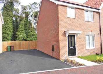 3 bed semi-detached house for sale in Spitfire Drive, Carbrooke IP25