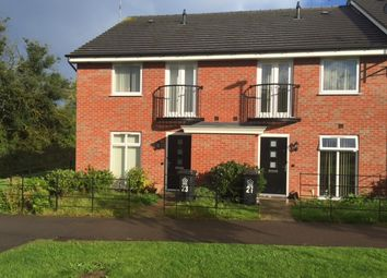 Thumbnail 2 bed town house to rent in Padside Close, Hamilton, Leicester
