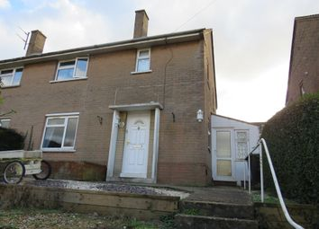 Thumbnail 3 bedroom semi-detached house for sale in Bayard Road, Weymouth