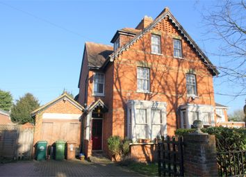 Thumbnail 3 bed semi-detached house for sale in Leacroft Close, Staines-Upon-Thames, Surrey