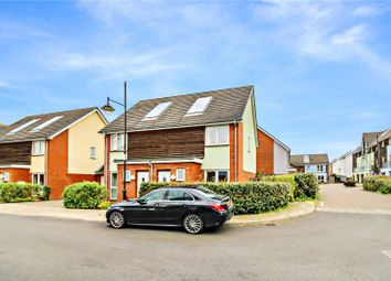 Thumbnail 2 bed semi-detached house to rent in Little Victory Mount, St. Marys Island, Chatham, Kent