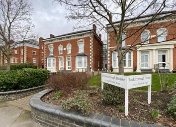 Thumbnail 2 bed flat for sale in Rocksborough House, 117-123 Warwick Road, Solihull, West Midlands