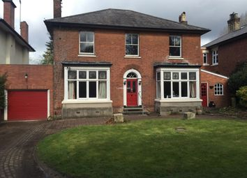 Thumbnail 4 bed detached house to rent in Penn Road, Wolverhampton