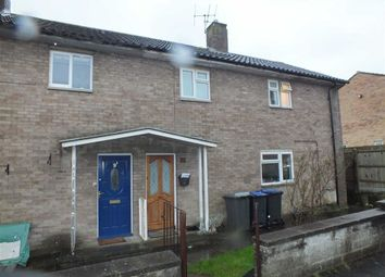 Thumbnail 3 bed end terrace house to rent in Larch Grove, College Road, Trowbridge, Wiltshire