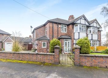 Thumbnail 4 bed semi-detached house for sale in Walleys Drive, Basford, Newcastle Under Lyme, Staffs
