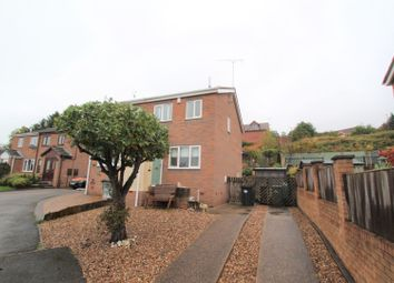 Thumbnail 2 bed semi-detached house for sale in Spittal Green, Chesterfield