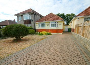 Thumbnail 2 bed detached bungalow for sale in Winifred Road, Oakdale, Poole