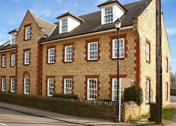 Thumbnail 2 bed flat to rent in High Street, Harrold, Bedford