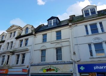 Thumbnail 4 bed maisonette to rent in Victoria Street, Paignton