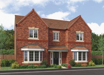 """Thumbnail 4 bed detached house for sale in """"Aston"""" at Jawbone Lane, Melbourne, Derby"""