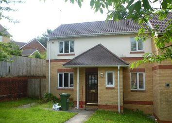 Thumbnail 3 bed property to rent in Clos Myddlyn, Beddau, Pontypridd