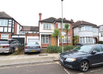Thumbnail 5 bed detached house for sale in Elmcroft Avenue, London