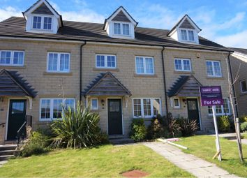 Thumbnail 4 bed terraced house for sale in Garside Drive, Halifax