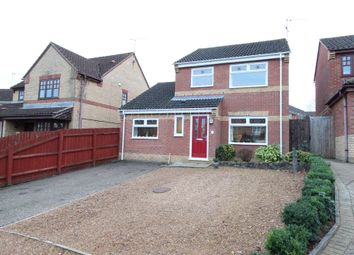 Thumbnail 3 bed detached house for sale in Wimpole Close, Rushmere St. Andrew, Ipswich