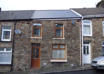 Thumbnail 3 bed terraced house for sale in Alexandra Rd, Pontycymmer, Bridgend