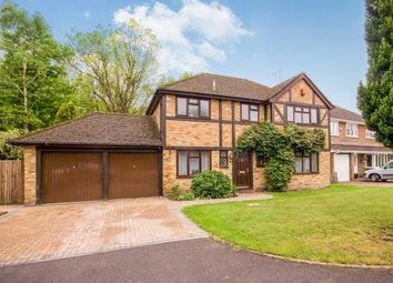 Thumbnail 4 bed detached house for sale in Farnborough, Hampshire