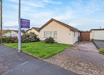 Thumbnail 2 bed detached bungalow to rent in Caer Gofaint, Groes, Denbigh