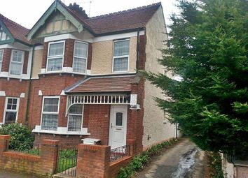 Thumbnail 3 bed end terrace house for sale in Northwick Road, Evesham