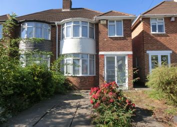 Thumbnail 3 bedroom semi-detached house for sale in Chaffcombe Road, Sheldon, Birmingham
