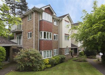Thumbnail 2 bed flat for sale in St. Charles Court, St. Charles Place, Weybridge, Surrey