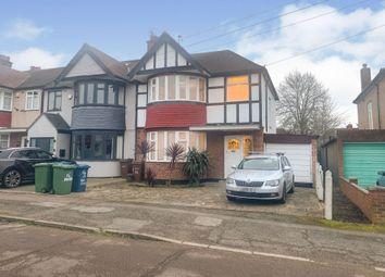 3 bed end terrace house to rent in Radstock Avenue, Harrow HA3