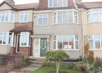 Thumbnail 4 bed terraced house for sale in Woodbrook Road, Abbey Wood, London
