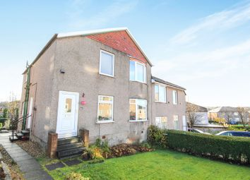 Thumbnail 2 bed flat for sale in St Blanes Drive, Rutherglen, Glasgow