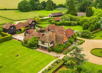Thumbnail 7 bed property for sale in Alfold Road, Dunsfold, Godalming