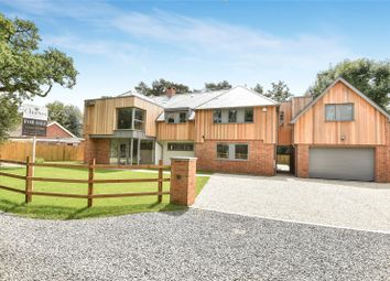 Thumbnail 6 bed detached house to rent in Shepherds Lane, Compton, Winchester, Hampshire