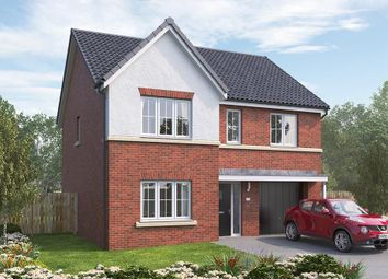 """Thumbnail 4 bed detached house for sale in """"The Sudbury"""" at Northgate Lodge, Skinner Lane, Pontefract"""