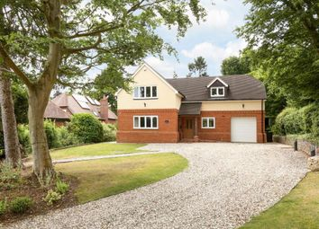 Thumbnail 3 bedroom detached house to rent in Courtlands Hill, Pangbourne, Reading