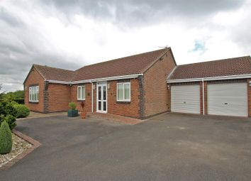 Thumbnail 4 bed detached bungalow for sale in Spring Lane, Lambley, Nottingham